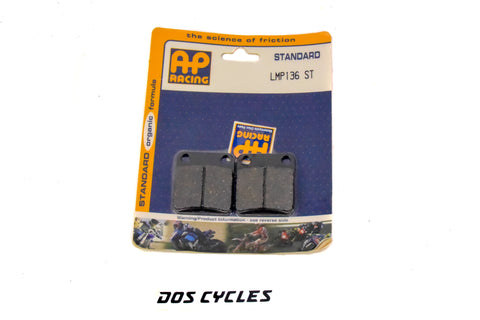 Honda MB5 AP Racing Front Brake Pads