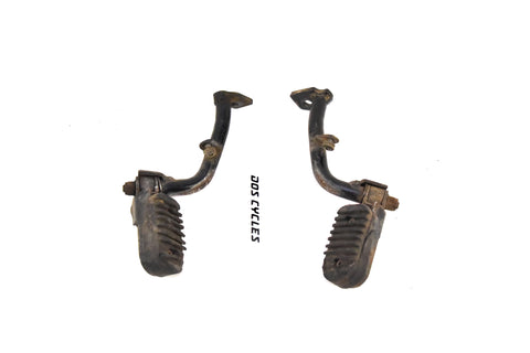Derbi Revolution Foot Pegs - USED