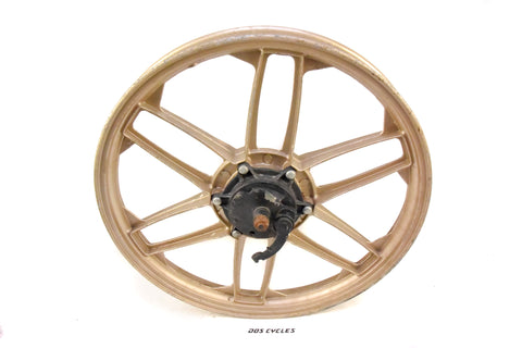 Motobecane 6 Star Front Wheel