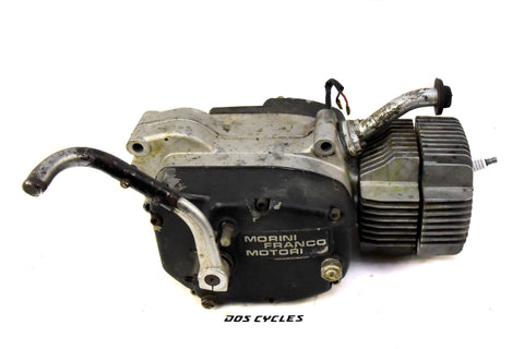 Morini M1 Kickstart Engine - USED