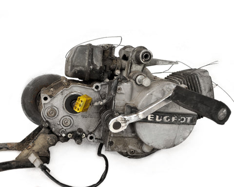Peugeot 105 Dual Variated Engine