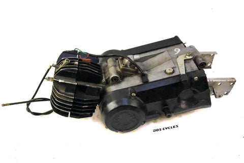 Derbi Pyramid Reed Engine