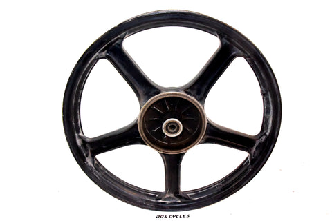 "Derbi Revolution 16"" Front Wheel"