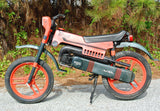 Fantic Sprinter Minarelli Moped