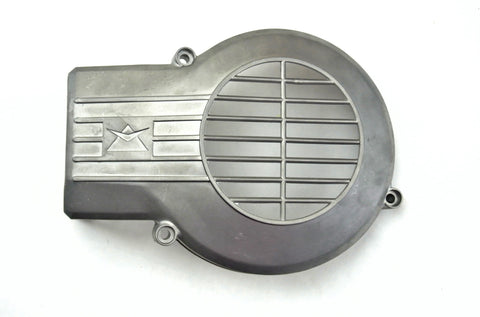 Minarelli V1 Aluminum Fan Cover - 3 Bolt