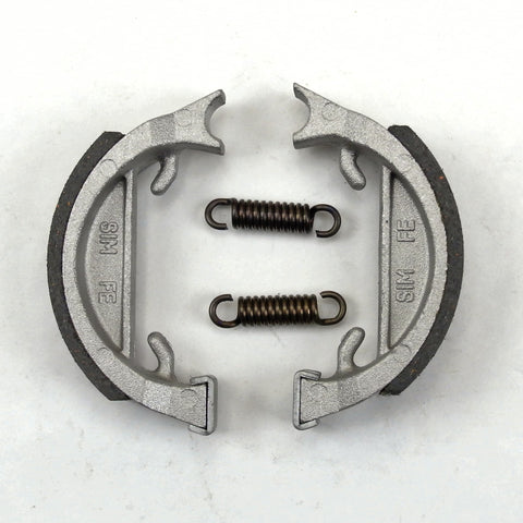 Replacement 80 x 18mm Brake Shoes