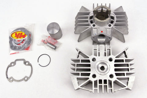 "Derbi Metra Kit ""Competición G-2"" 50cc Cylinder Kit for Flat Reed"