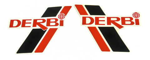 Derbi RD50 Tank Decals