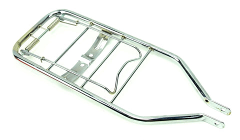 Puch Maxi Rear Rack - Chrome