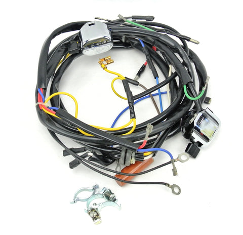 Peugeot 103 Wiring Harness