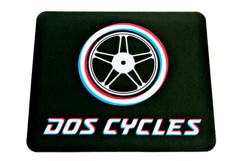 Dos Cycles Mouse Pad
