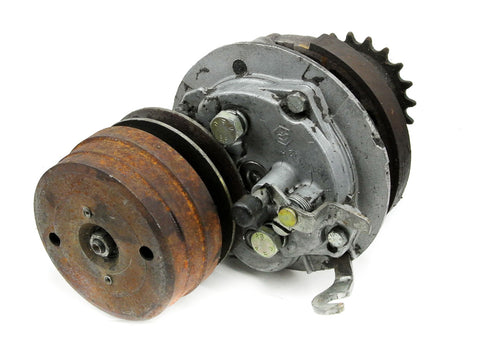Vespa Complete Rear Variated Transmission - USED
