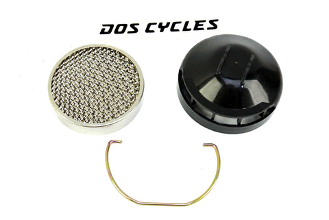 Dellorto SHA Stock Filter, Cover, and Clip