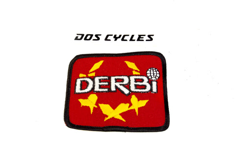 Team Derbi Patch