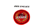 Derbi Round GP Racer Patch