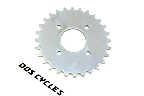 Italian 39.5mm Rear Sprockets for Morini / Minarelli / Garelli