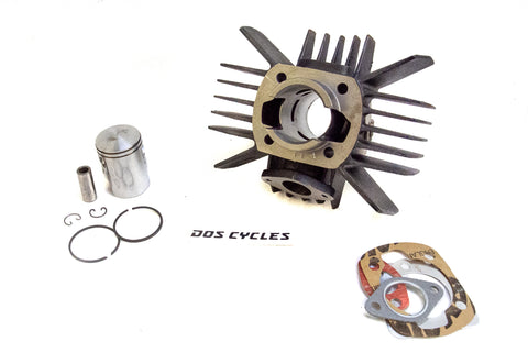 "Derbi Piston Port Metra Kit 38mm ""50cc"" Cylinder Kit"