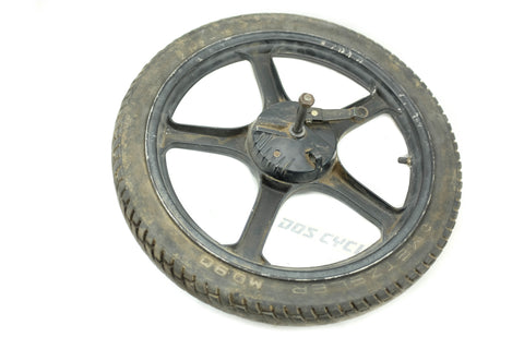 Derbi Revolution Front Wheel - USED