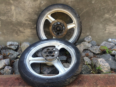 Honda NS50 Wheel Set