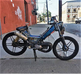 Puch DOS Circuit Exhaust