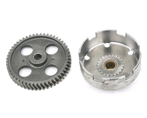 Morini M01 Clutch Bell and Main Gear Set