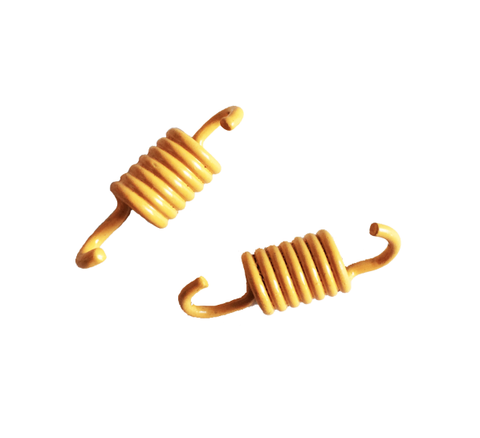 Minarelli/Morini Yellow Clutch Springs - Stiffer