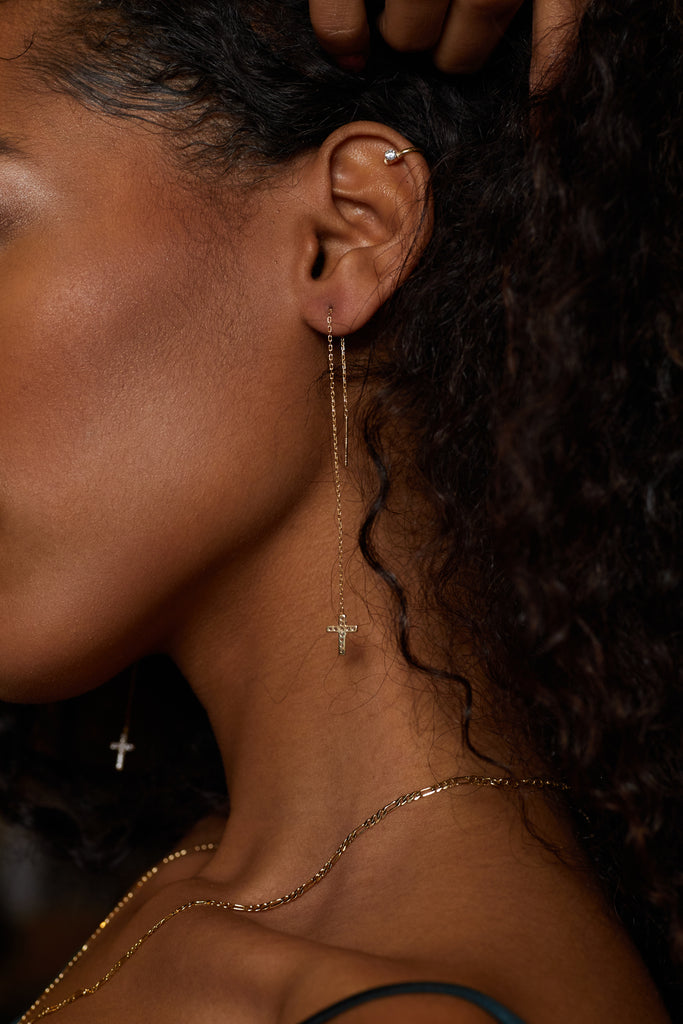 Divine Threader Earring