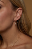 Iris Threader Earring