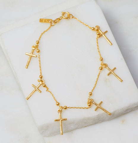D'or Chain Bracelet, As Seen On Kylie Jenner