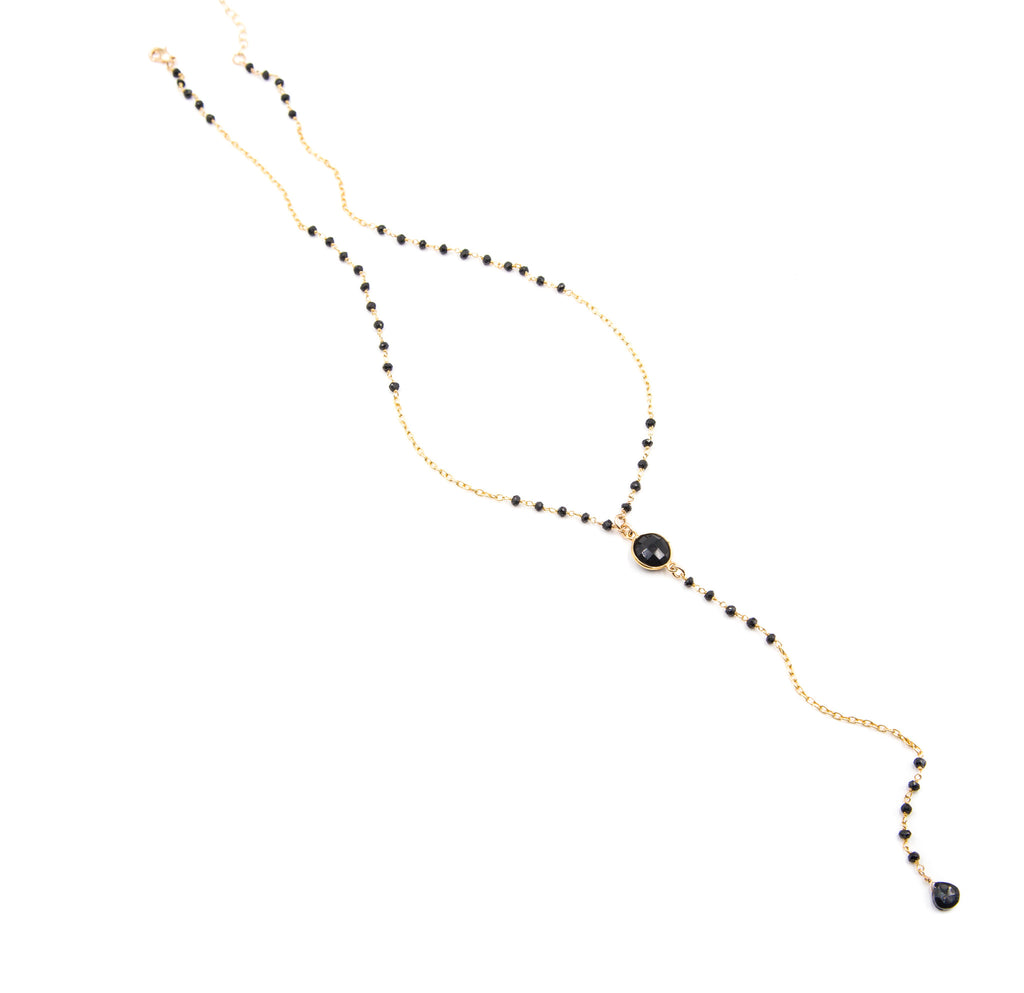 Lennon Lariat Necklace