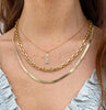 Shaye Herringbone Necklace