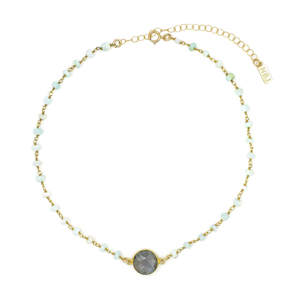Buried Treasure Choker, Arista
