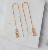 Anya Threader Earring
