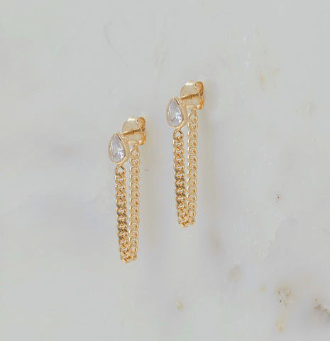 Ani Ear Cuff, Gold