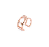 Stellar Ear Cuff, Rose Gold
