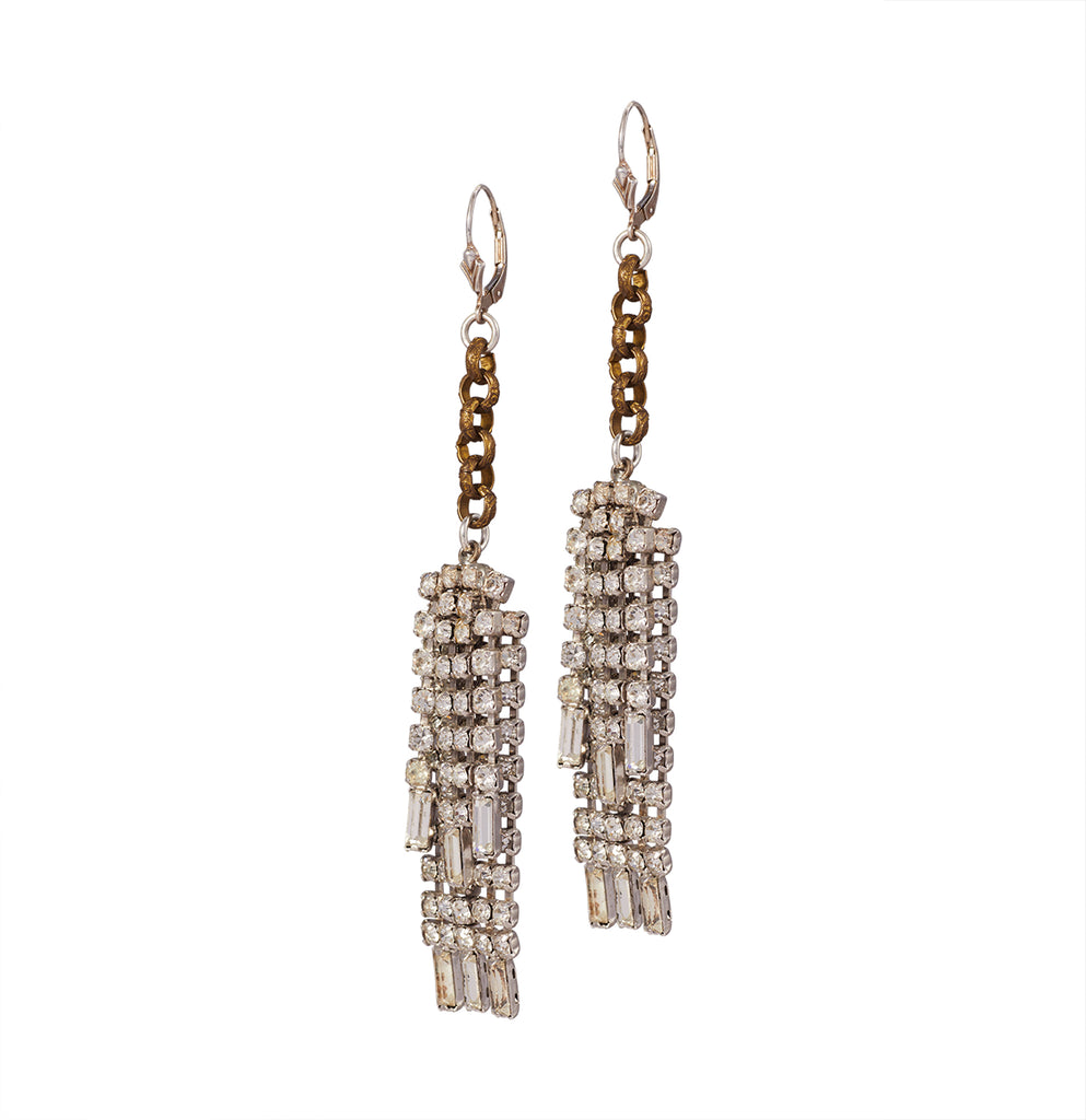 Kellie Vintage Chandelier Earring