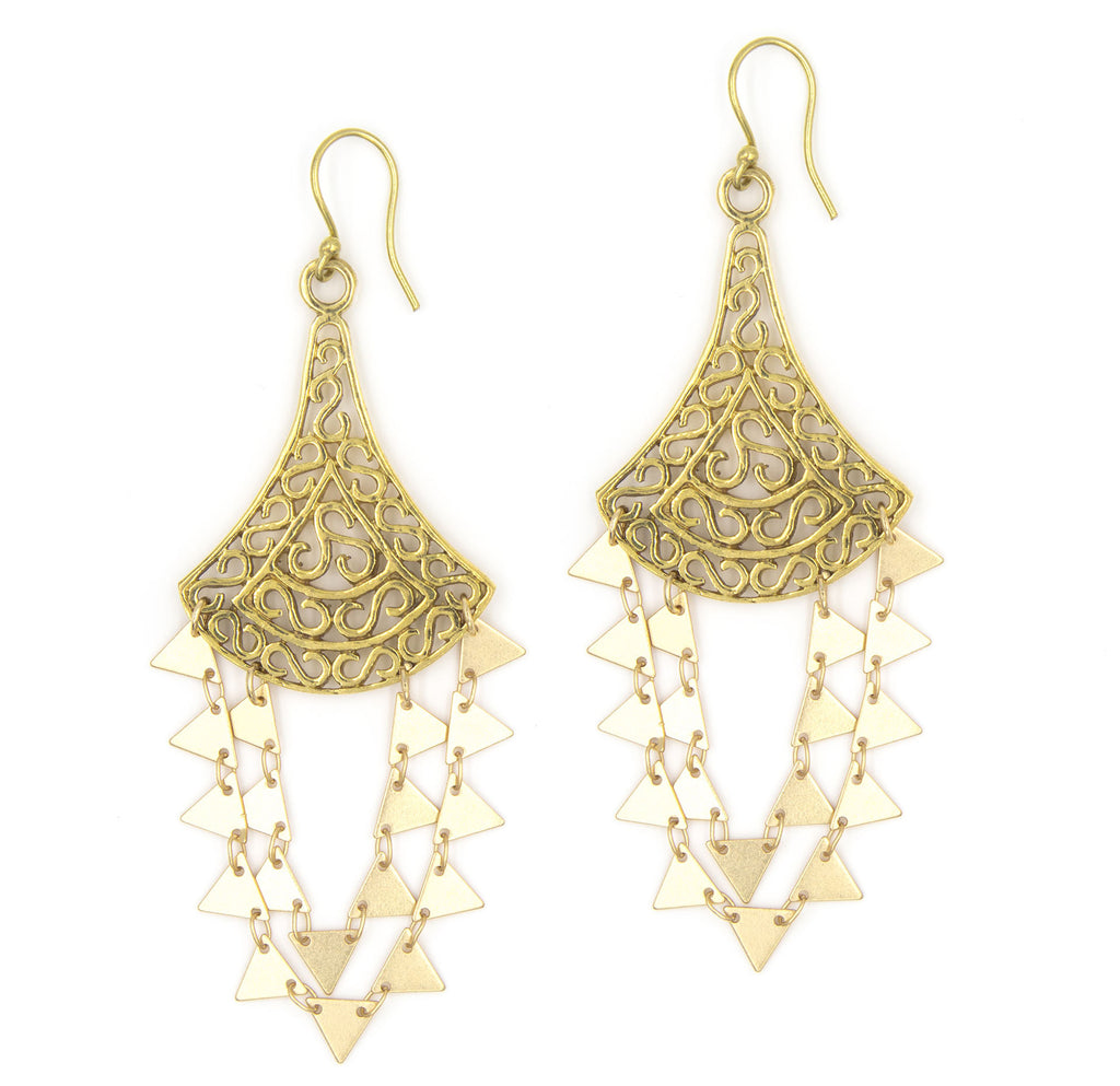 Marbella Chandelier Earrings