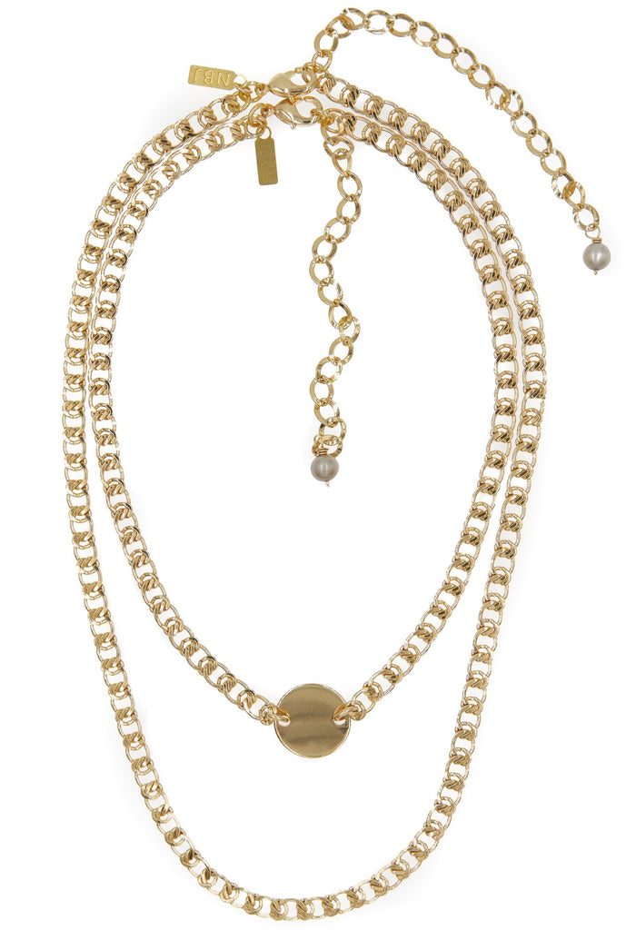 Leoni Necklace Set