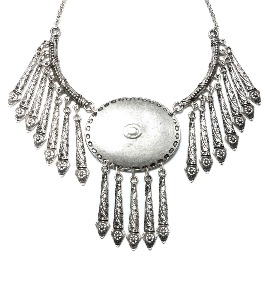 Zena Bib Necklace