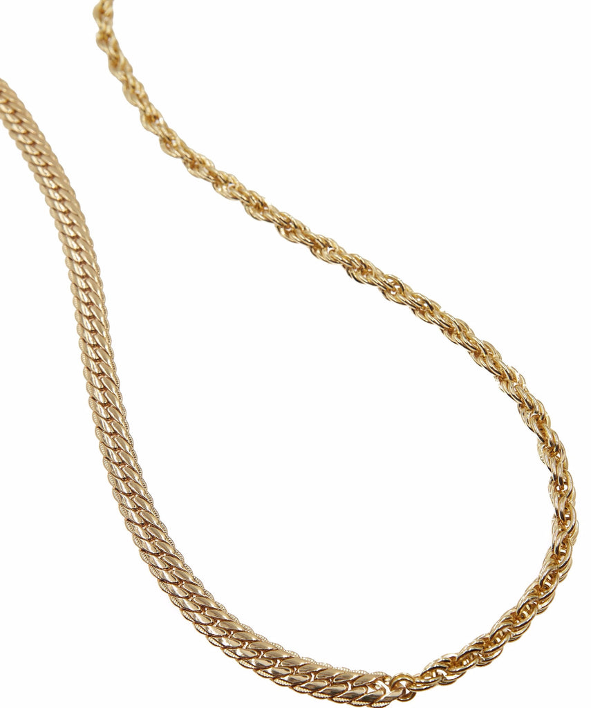 Juliet Duel Chain Necklace