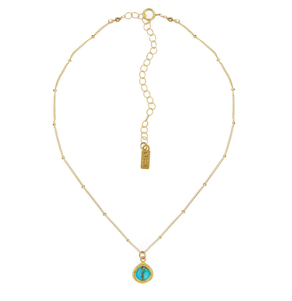 Chrissie Choker, Turquoise