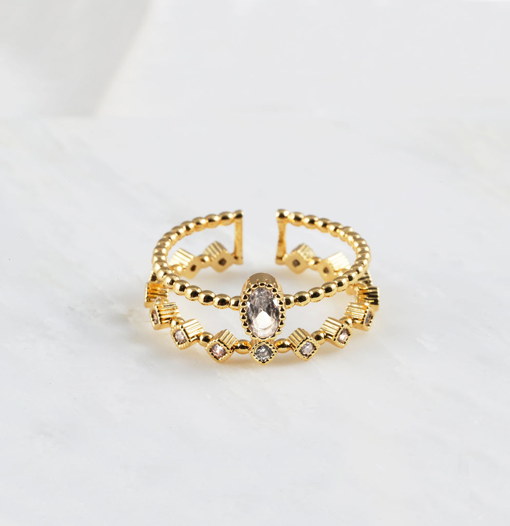 Mari Duo Ring
