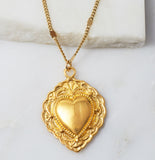 Sacred Heart Necklace