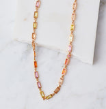 Esila Multicolor Necklace