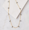 Dea Mixed Metal Drop Choker