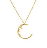 Moonlight Pendant Necklace