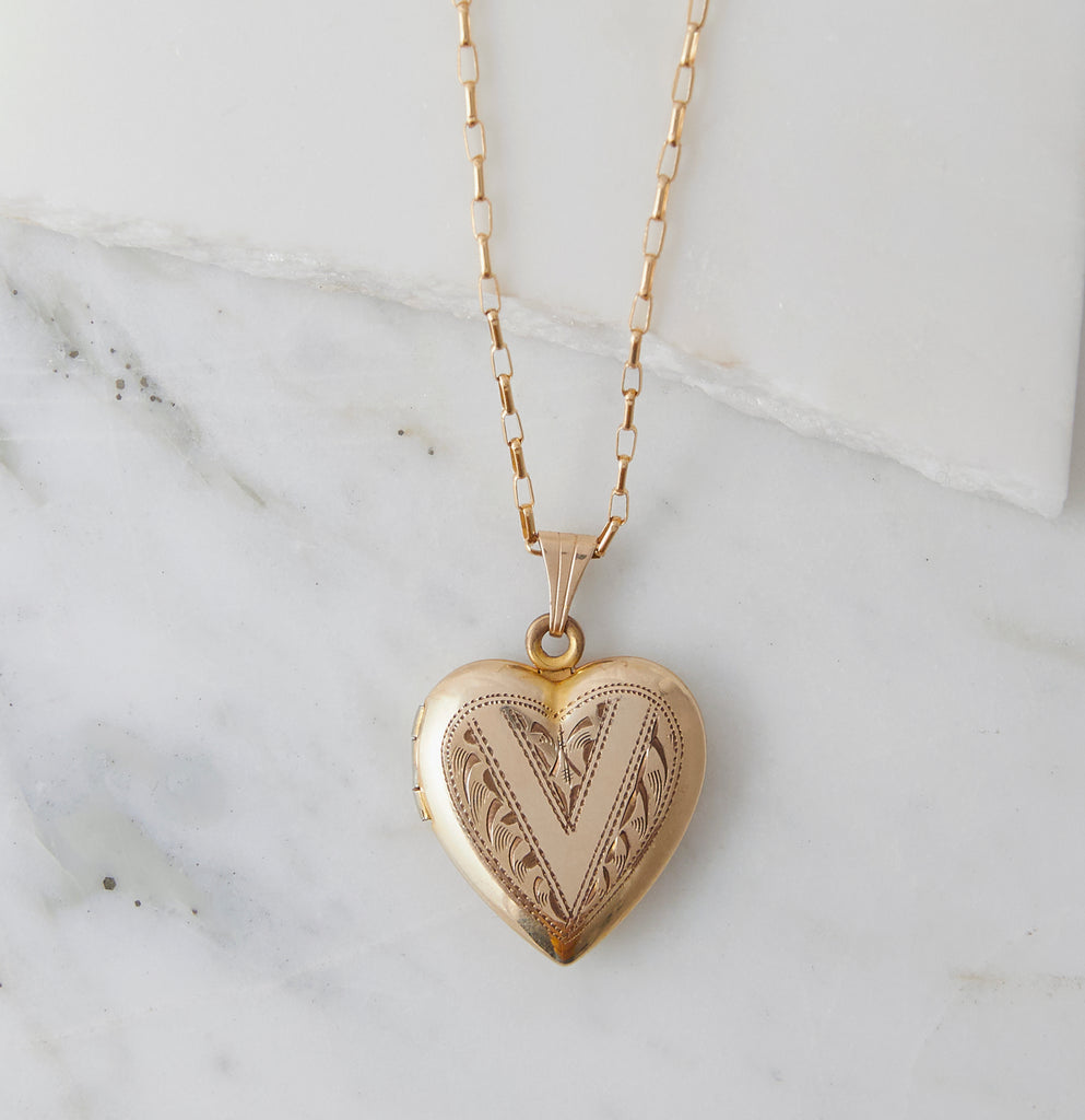 Lola Sweetheart Locket