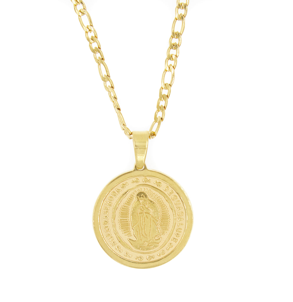 Lady Guadalupe Necklace