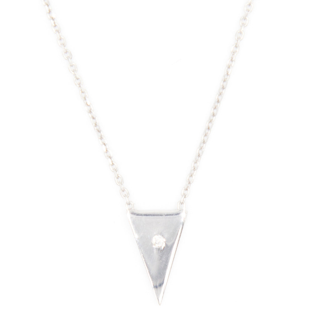 Petit Gateau Necklace, Silver
