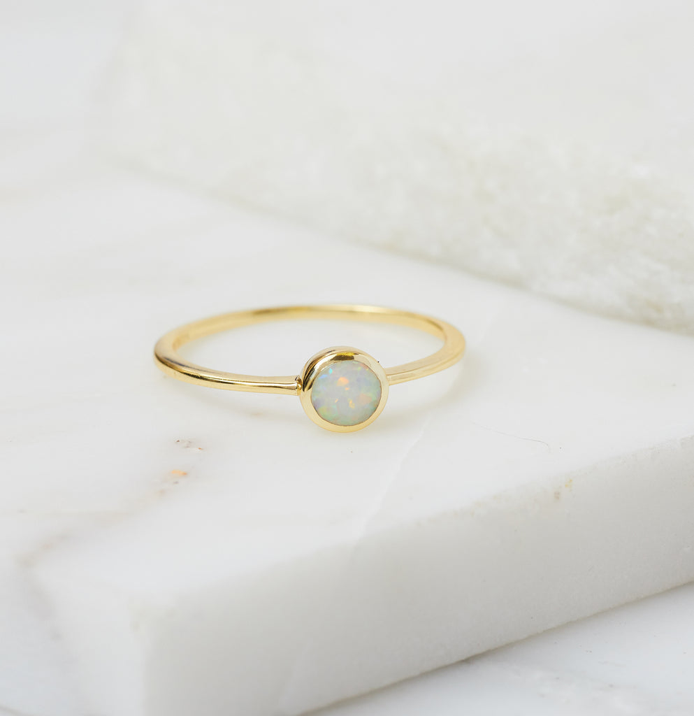 Odessa Opal Ring